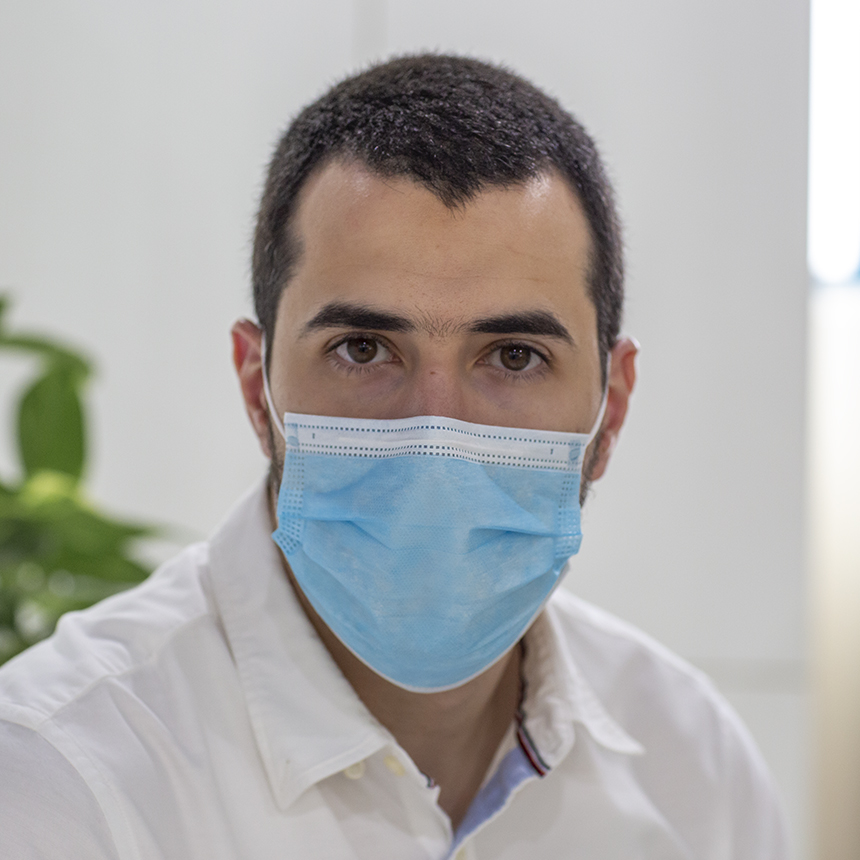 SHIELDme surgical mask